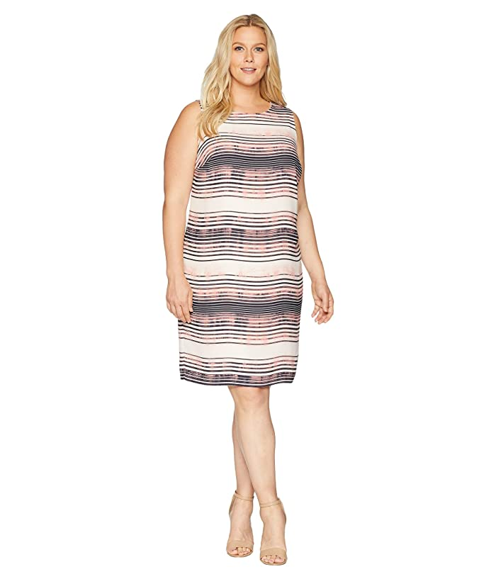 Vince Camuto Specialty Size Plus Size Sleeveless Ancient ...