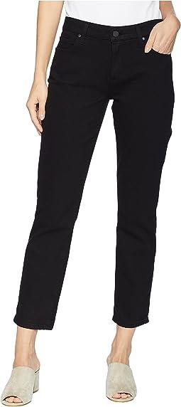 Brigitte Jeans in Black Overdye