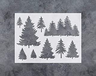 Best christmas tree stencils Reviews