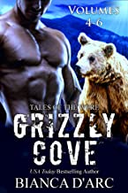 Grizzly Cove Anthology Vol. 4-6: Tales of the Were