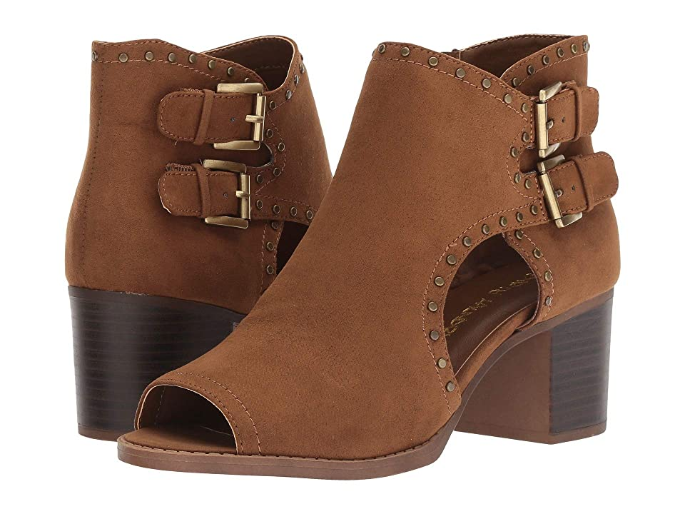 Dirty Laundry Tensley Micro Suede (Chestnut) Women