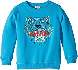 Tiger Sweatshirt (Little Kids)