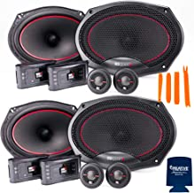 $399 » Sponsored Ad - MB Quart - 2-Pairs of Reference RS1-269 6x9 Component Systems