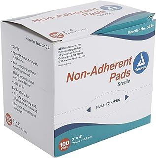 Gauze Pads Non ADHERING 3 X 4 100/BOX Model: