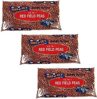 red field peas