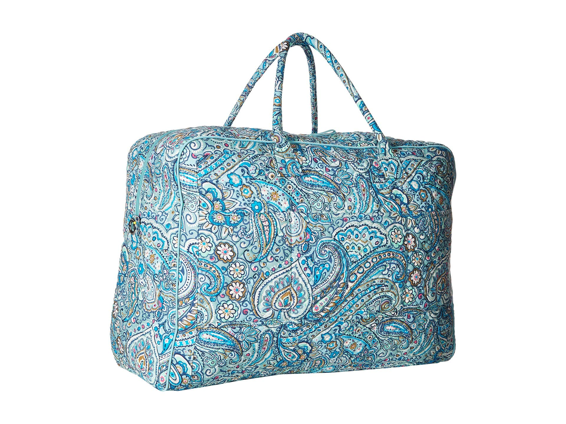 Vera Daisy Paisley Dot Iconic Travel Grand Bag Weekender Bradley ZZrwHvP