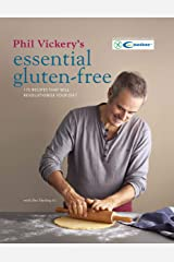 Phil Vickery's Essential Gluten Free (English Edition) Format Kindle