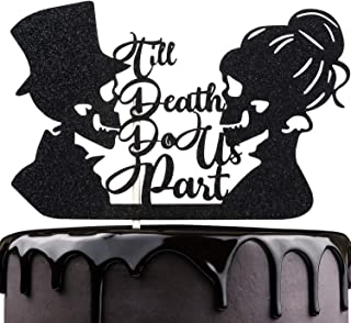 Best till death do us part cake topper Reviews