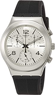 Swatch NERAMENTE Mens Watch YCS111C