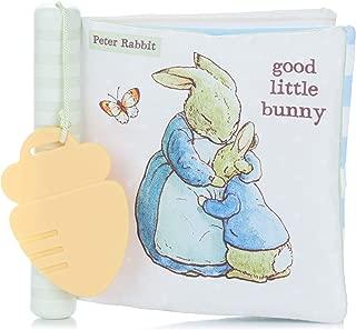 Beatrix Potter Peter Rabbit Soft Teether Book