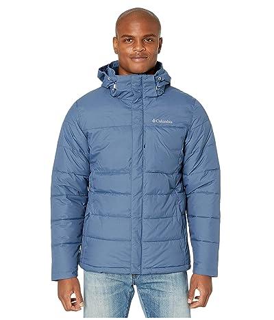 Columbia Ridgeview Peaktm Hooded Jacket (Dark Mountain/Collegiate Navy) Men