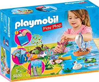 Playmobil Fairy Garden Play Map Play Map