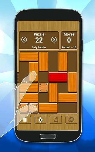 『なつかしのブロック移動パズルゲーム - Unblock Me Premium』の2枚目の画像