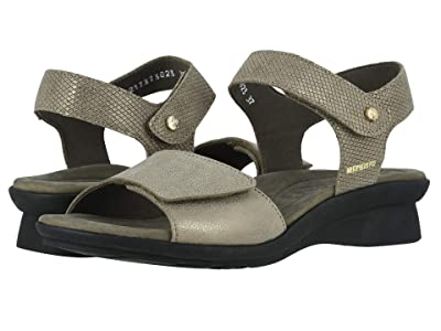 Mephisto Pattie (Dark Taupe Comporta/Lumio) Women
