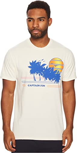 Captain Fin - Seaside Premium Tee