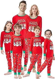 Best fleece christmas pajamas for family Reviews