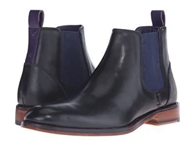 Ted Baker Camroon 4 (Black Leather) Men