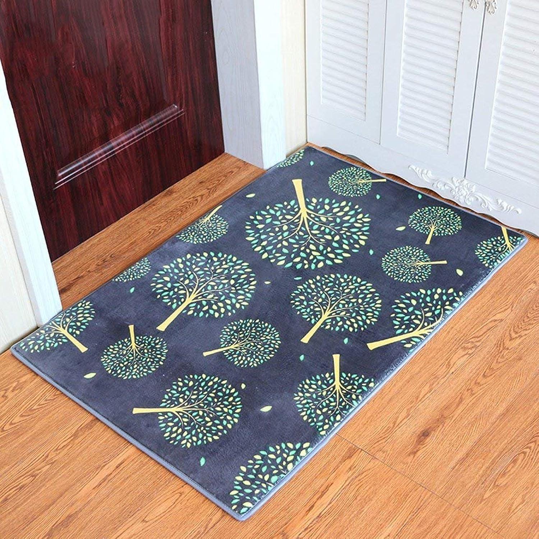 JU Tür Tür Tür Matratzen Schlafzimmer Badezimmer Tür Matten Matten Matten Matratzen Home Entry Mats B07HL5ZH6D   Ausgezeichnetes Preis  5f64f1