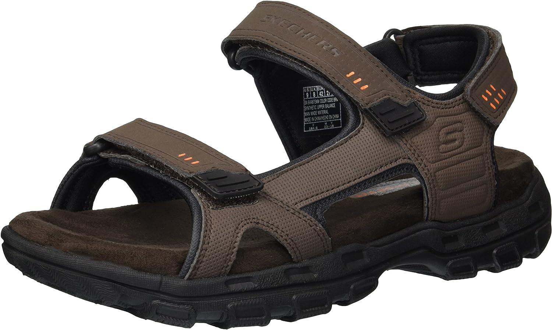 Skechers Max Very popular 65% OFF Men's Sandal Louden