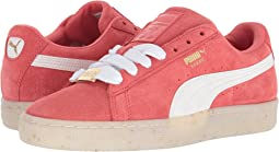 Spiced Coral/Puma White/Red Dahlia