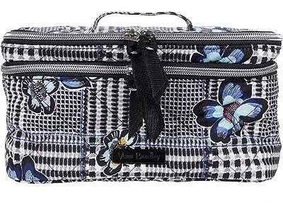 Vera Bradley Performance Twill Brush Up Cosmetic Case (Bedford Plaid) Handbags