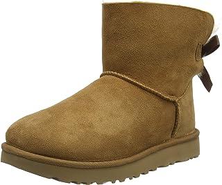 UGG Mini Bailey Bow II, Classic Boot Donna