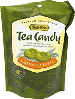 Bali's Best Green Tea Latte Candy – 42 pieces – 5.3 Oz