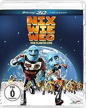 Nix wie weg - vom Planeten Erde (inkl. 2D-Version)