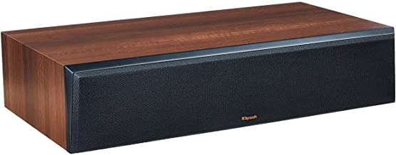 Klipsch RP-404C Center Channel Speaker (Walnut)