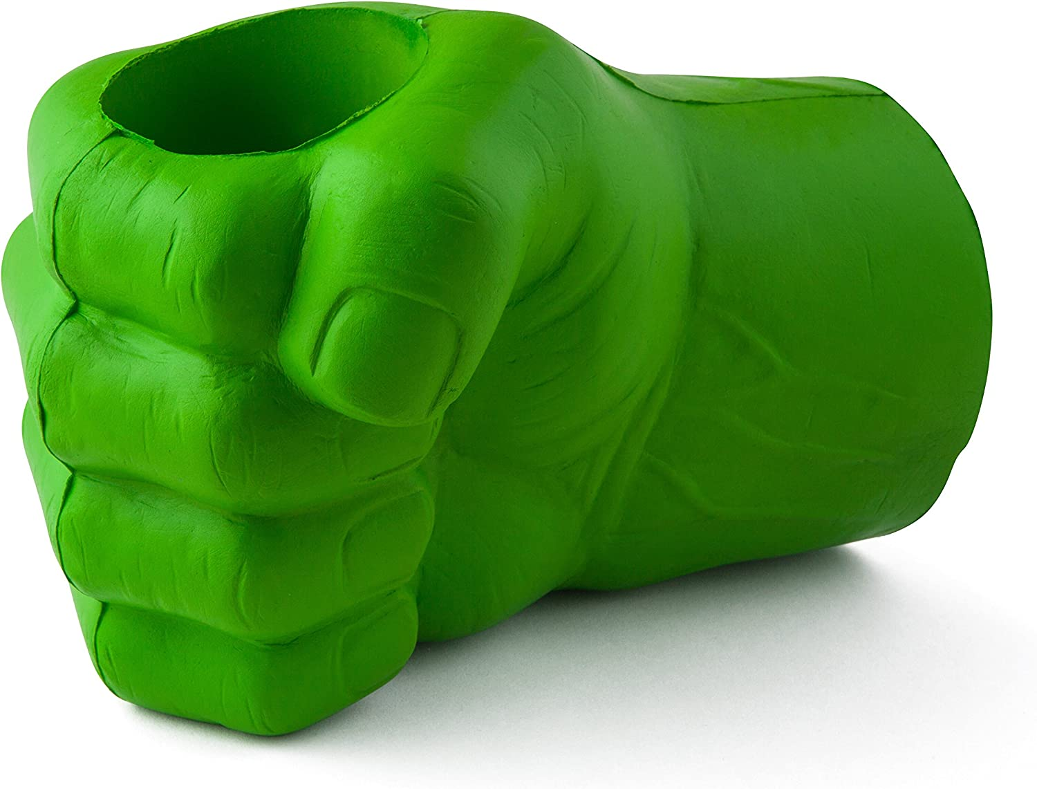BigMouth Inc The Beast Giant Fist Drink Kooler, Green, Holds Can or Bottle, Keeps Drink Cold, Easy to Clean