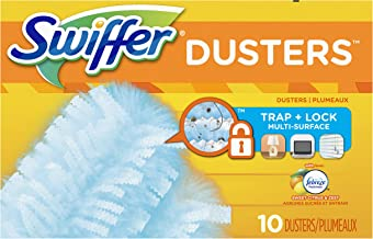 Swiffer 180 Dusters Refills with Febreze Sweet Citrus & Zest Scent, 10 Count