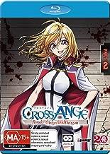 Cross Ange: Rondo Of Angel And Dragon Part 2 (Eps 13-25) (Blu-ray)