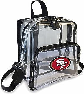 "NFL 中性款"" X 射线"" 迷你体育场环保透明背包"