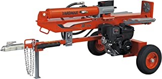YARDMAX YU3066 30 Ton Full Beam Gas Log Splitter, 4-Way Wedge, Briggs & Stratton, CR1450, 10.5HP, 306cc