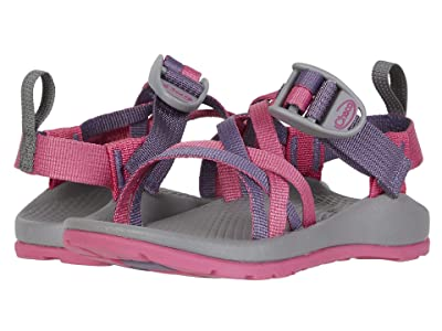 Chaco Kids ZX/1(r) Ecotread (Toddler/Little Kid/Big Kid) (Magenta Jam) Girls Shoes