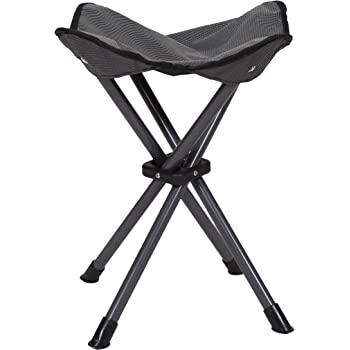 StanSport Apex Fold-Up 4-Leg Portable Camp Stool