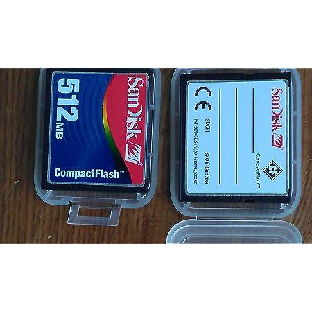 Sandisk 512 Mb Compactflash Cf Card Elektronik