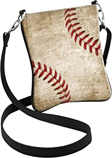 Best baseball crossbody purse Reviews