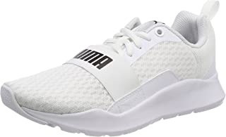 Puma Men's White Sneakers-10 UK/India (44 EU) (36697002)