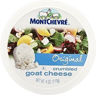 Montchevre, Goat Cheese, Crumbled, 4 oz