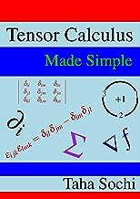 Best tensor calculus made simple Reviews