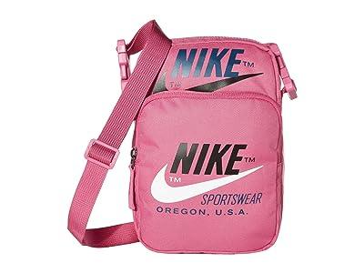 Nike Heritage Air Smit 2.0 (Cosmic Fuchsia/Valerian Blue/White) Handbags