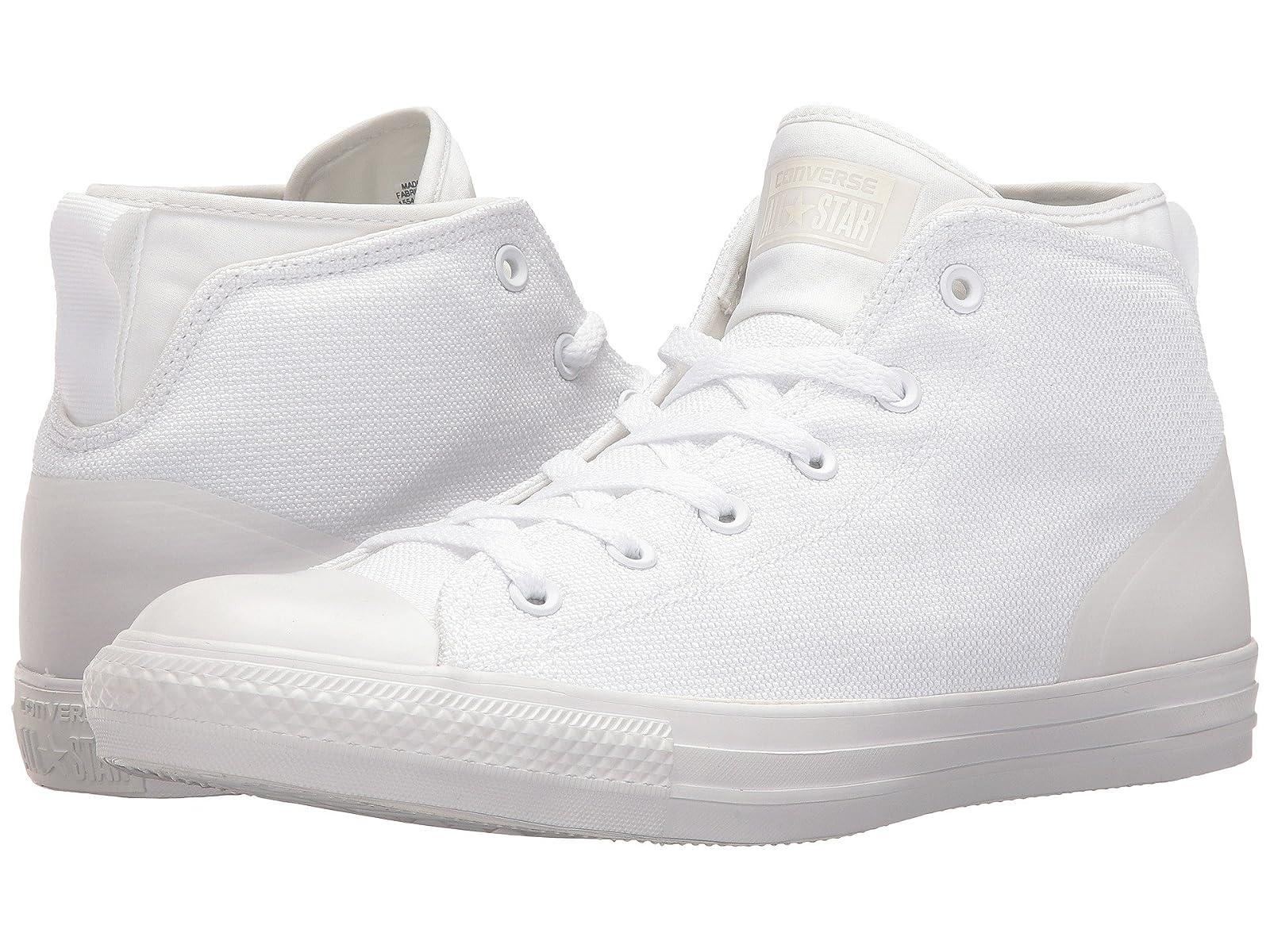 Converse Chuck Syde Taylor® All Star® Syde Chuck Street Textile Mid 34b6b6