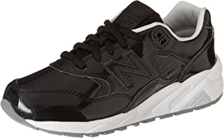finest selection defbf a9cc2 New Balance WRT 580 MT Black Silver