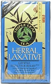 TRIPLE LEAF HERBAL LAXATIVE TEA 1.27 OZ
