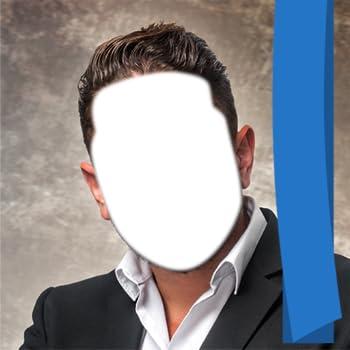 Man Hairstyle Photo Montage