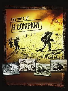The Boys of H Company