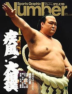 Number PLUS 疾風! 大相撲 新時代の力士たち (Sports Graphic Number PLUS(スポーツ・グラフィック ナンバー プラス))