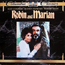 ROBIN AND MARIAN Laserdisc (LD NOT DVD) Sean Connery Audrey Hepburn