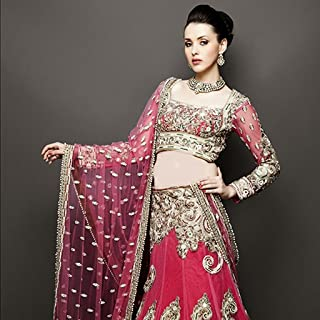 Engagement Lehenga Designs For Indian Girls